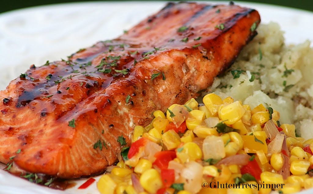 BBQ Steelhead Trout