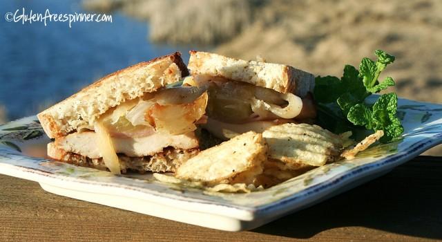 Hawaiian chic sandwich.glutenfreespinner.com