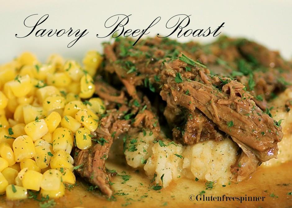 Slow Cook Roast Beef