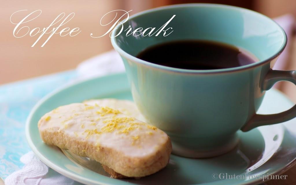 Almond Polenta Cookies