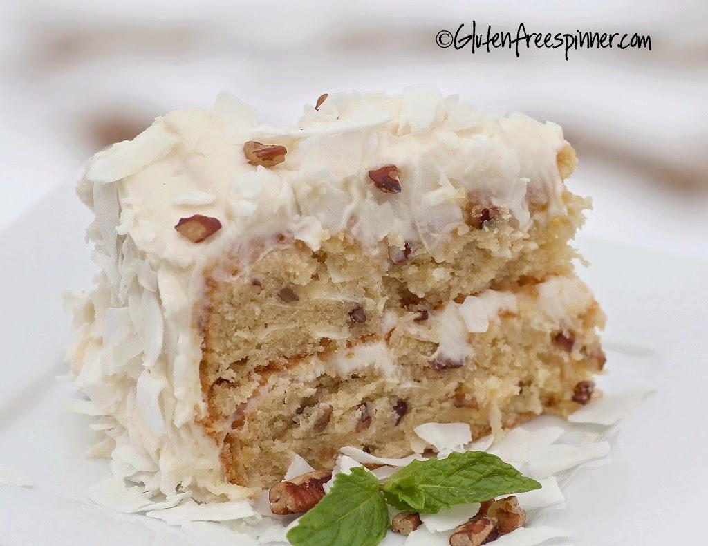 Italian Cream Cake From Beth Lott S Mom