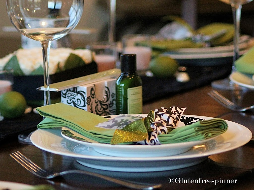 Tablescapes and Napkins