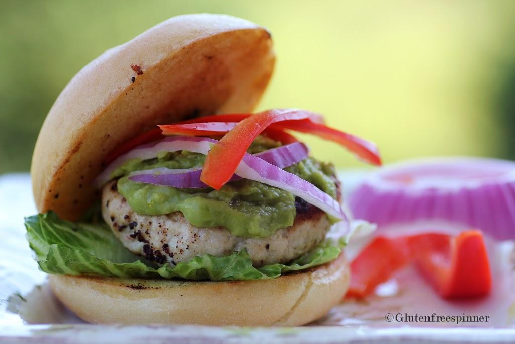 Jalapeno and Bacon Turkey Burger