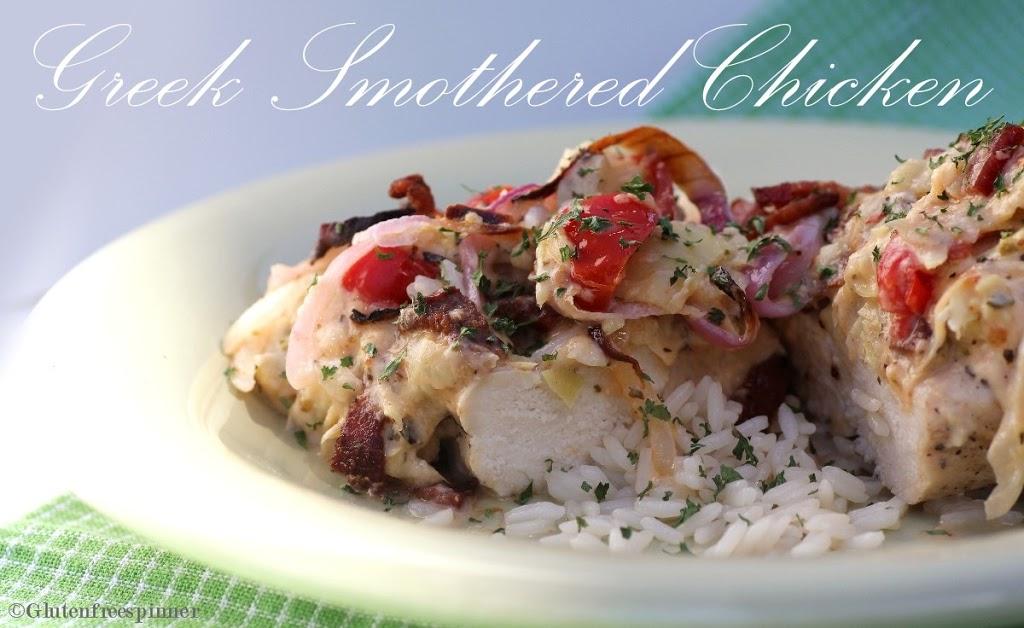 Greek Smothered Chicken