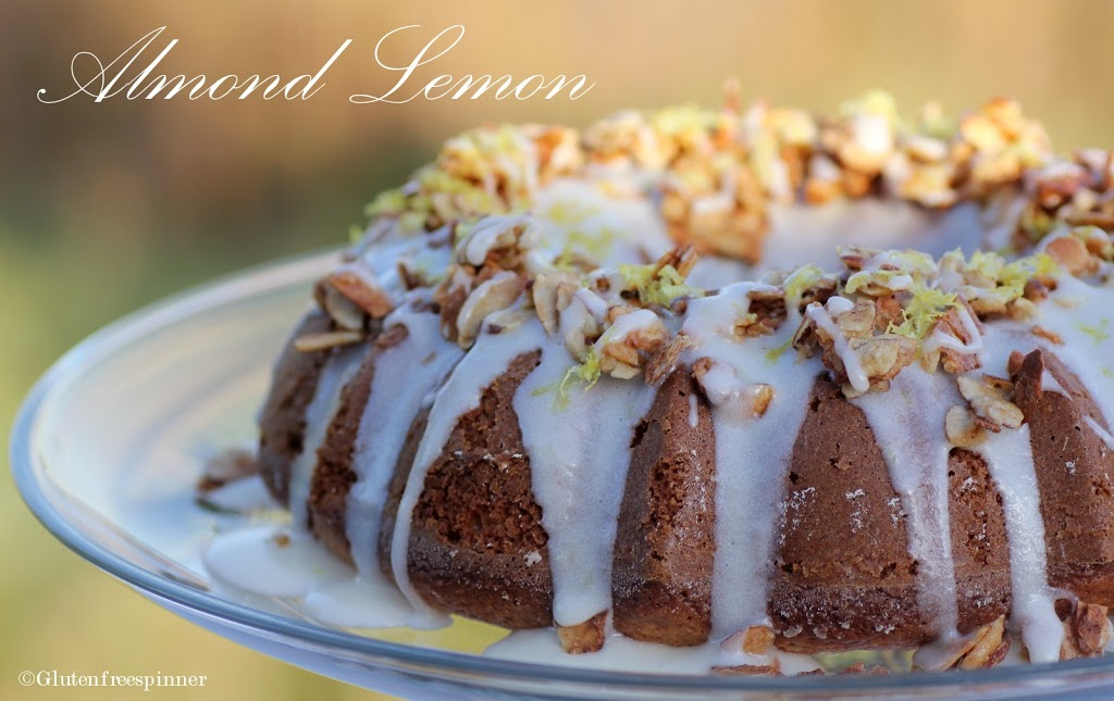 Almond Lemon Bundt Cake – Food, Gluten