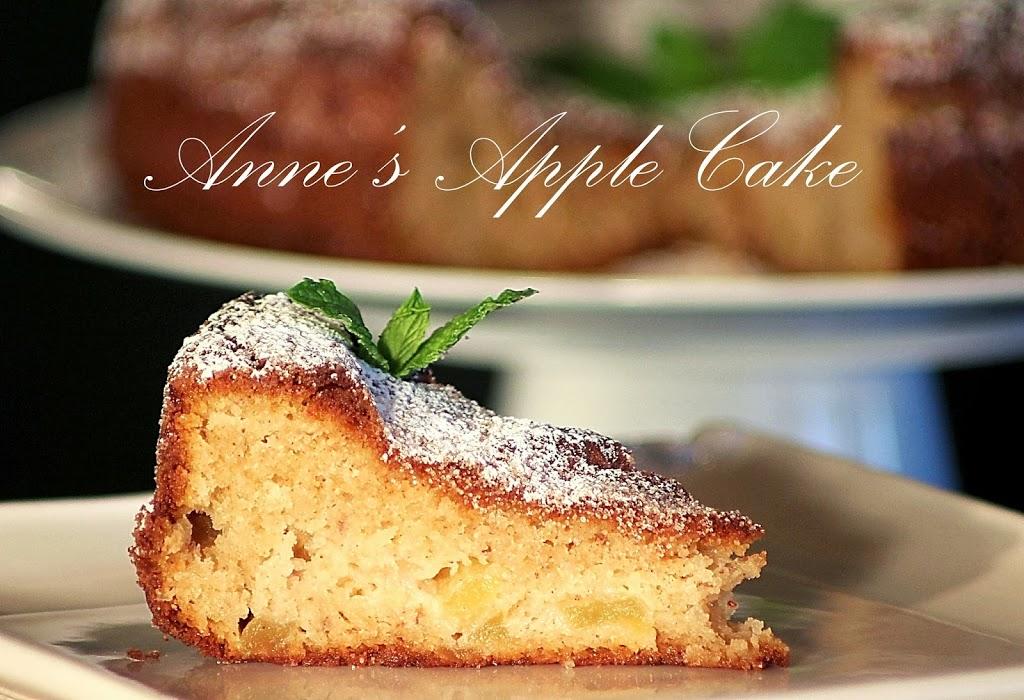 Anne's Apple Cake