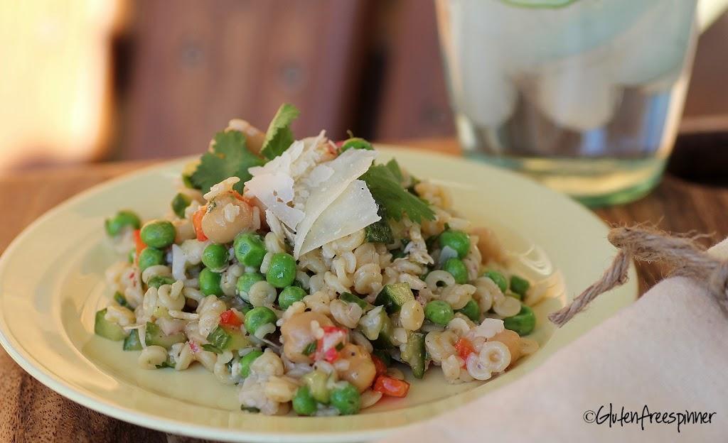 Anellini Salad