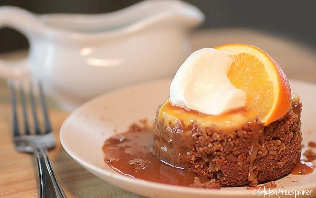 Caramel Mini Cheesecakes