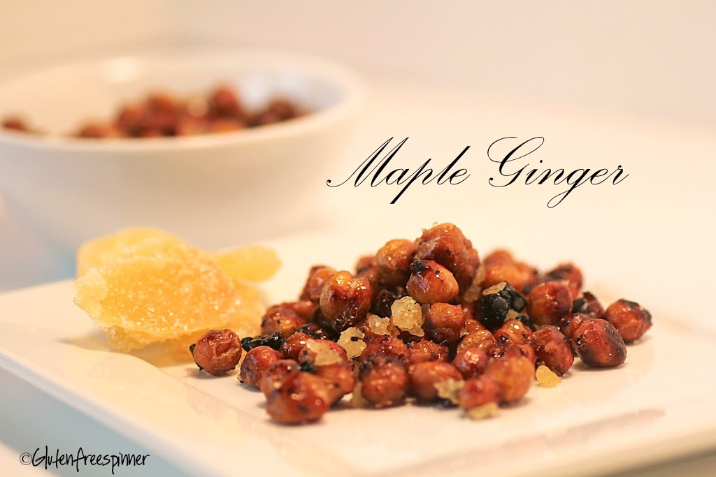 Maple Ginger Chick Peas