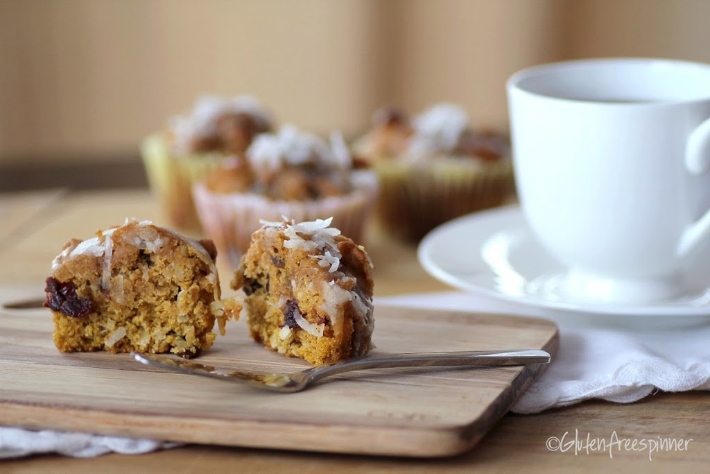 Pumpkin Sunrise Muffins and Bread