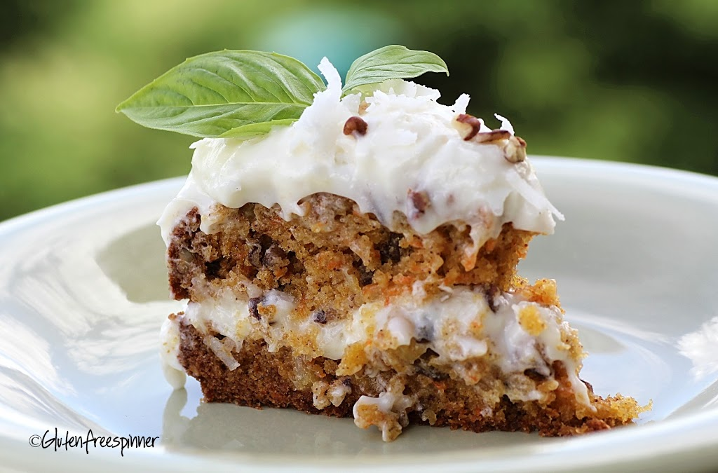 Dreamy Carrot Cake