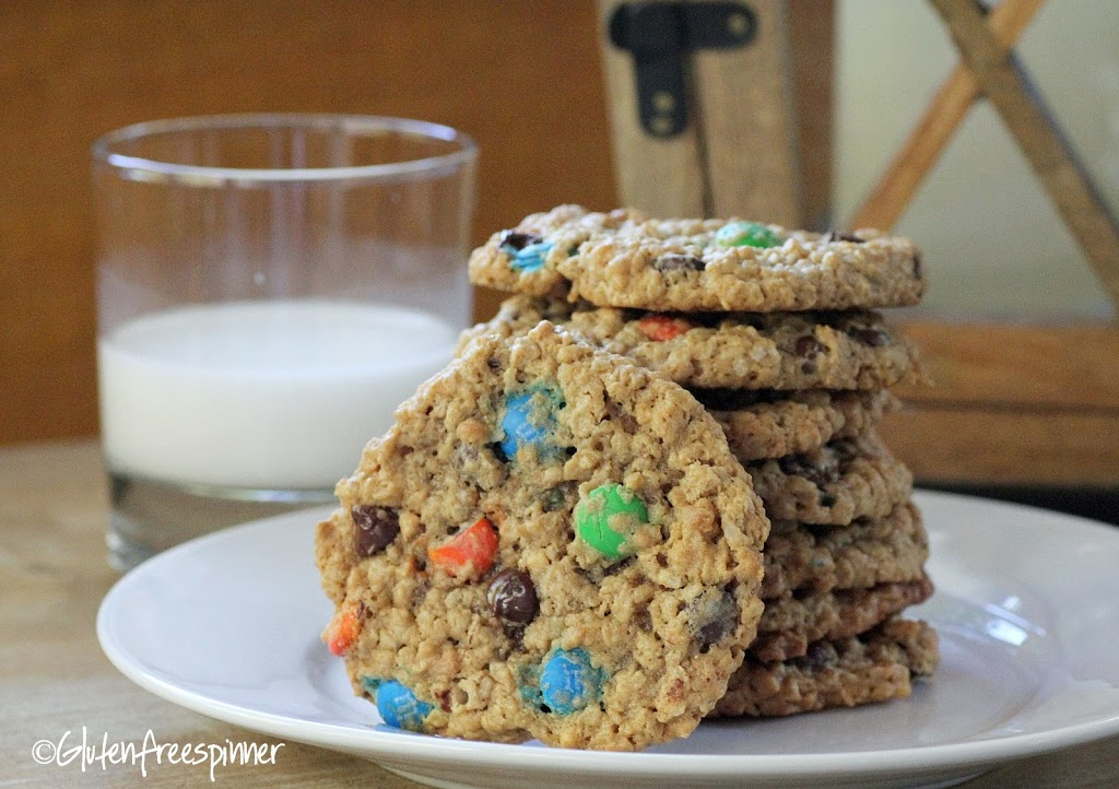 Monster Cookies!