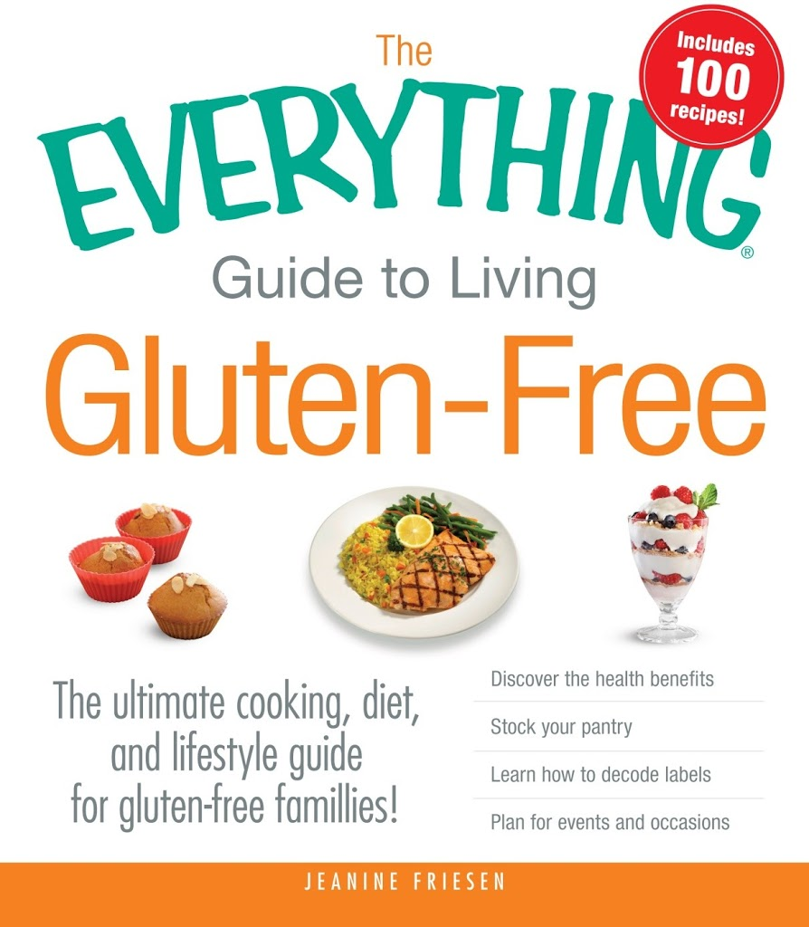 Book Review – The Everything Guide to Living Gluten Free