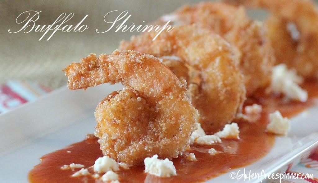 Shrimp – Buffalo Style