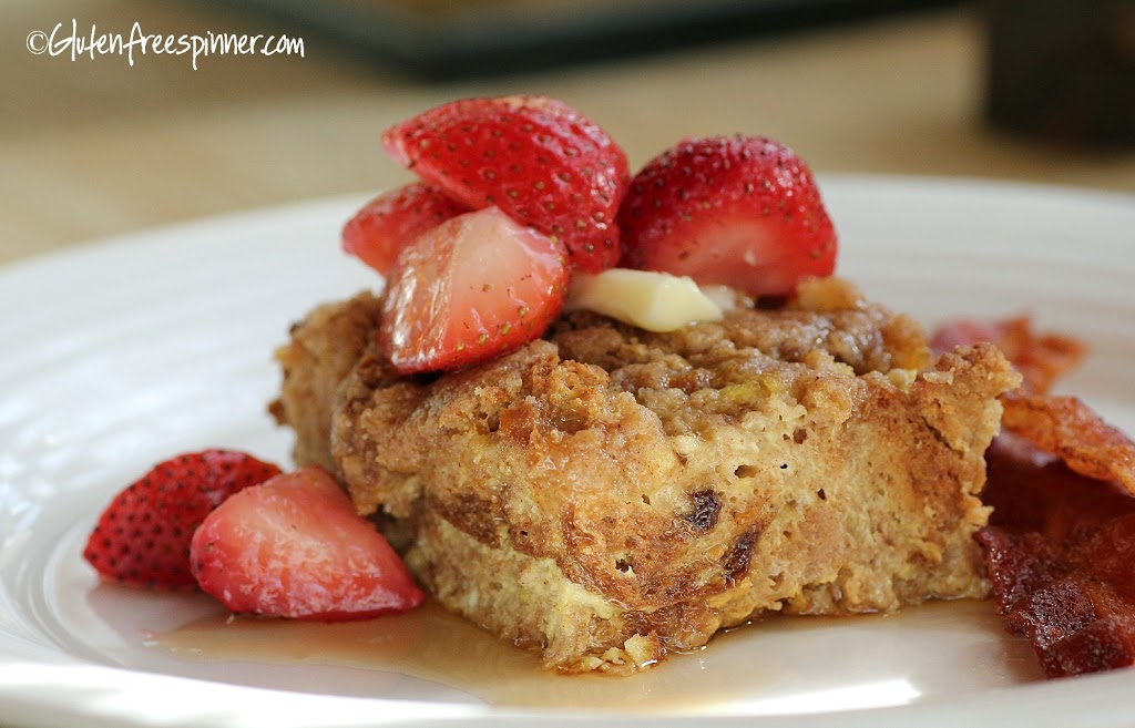 French Toast – Baked