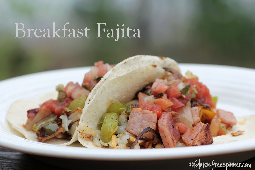 Breakfast Fajita – Egg Free