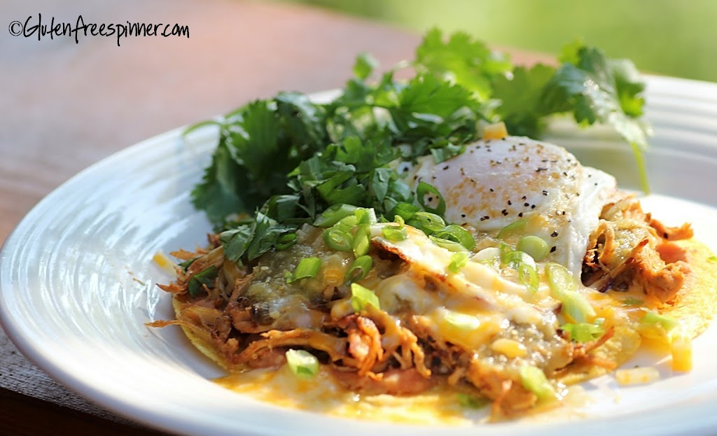Huevos Rancheros with Pulled Pork