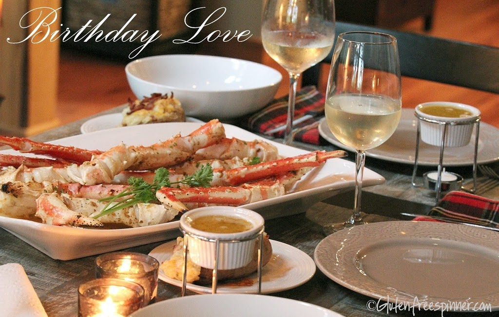 Crab Legs in Butter Broth – Celebrating Birthdays