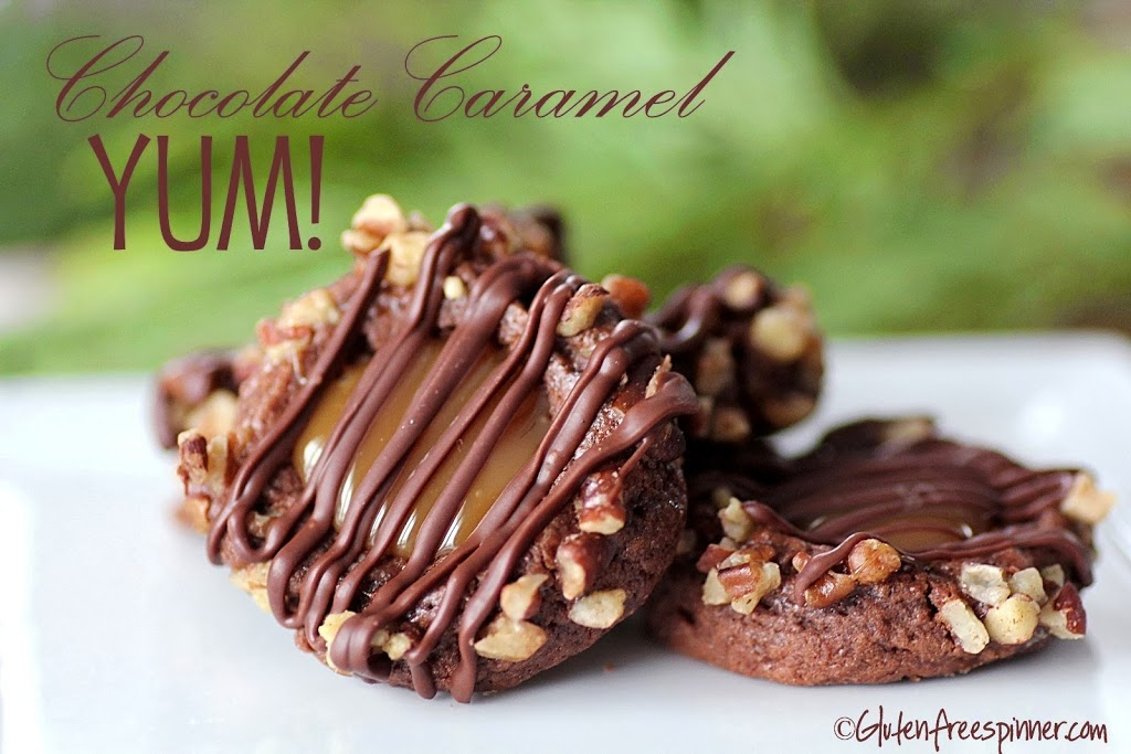 Chocolate Caramel Yums!