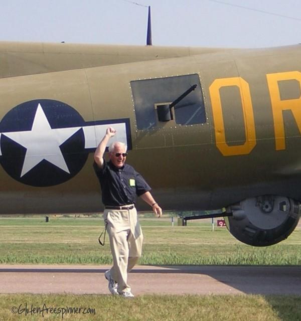 Pat Liberator B-24