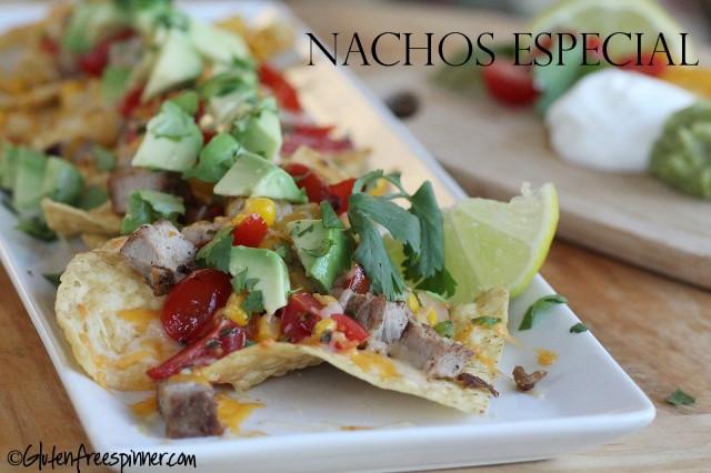 nacho's, gluten free