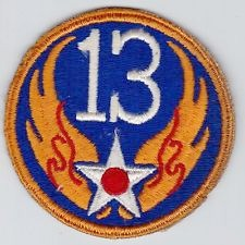 thirteenth airforce
