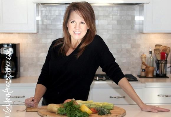gluten free spinner, Mary Brueske, gluten free recipes