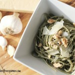 spinach pasta with garlic.1.cpy