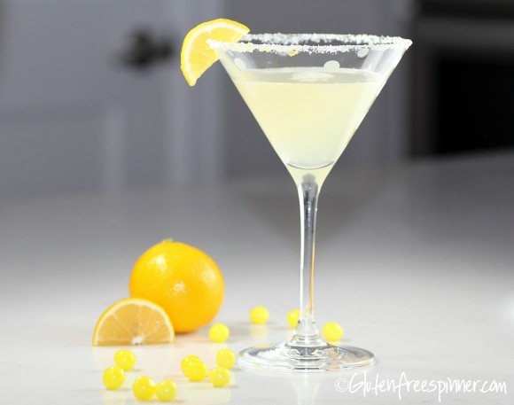 Meyer Lemon Drop Cocktails Recipes — Dishmaps