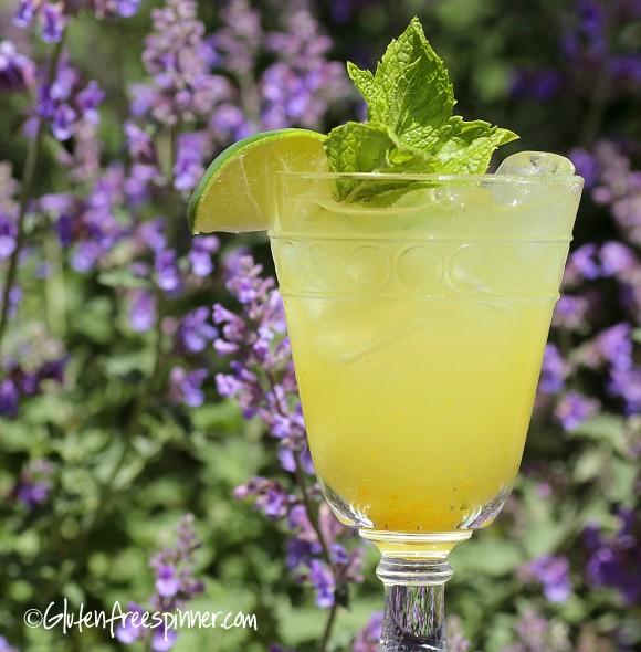 Lime mint Margarita.1