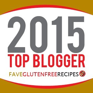 Voted Top Blogger!