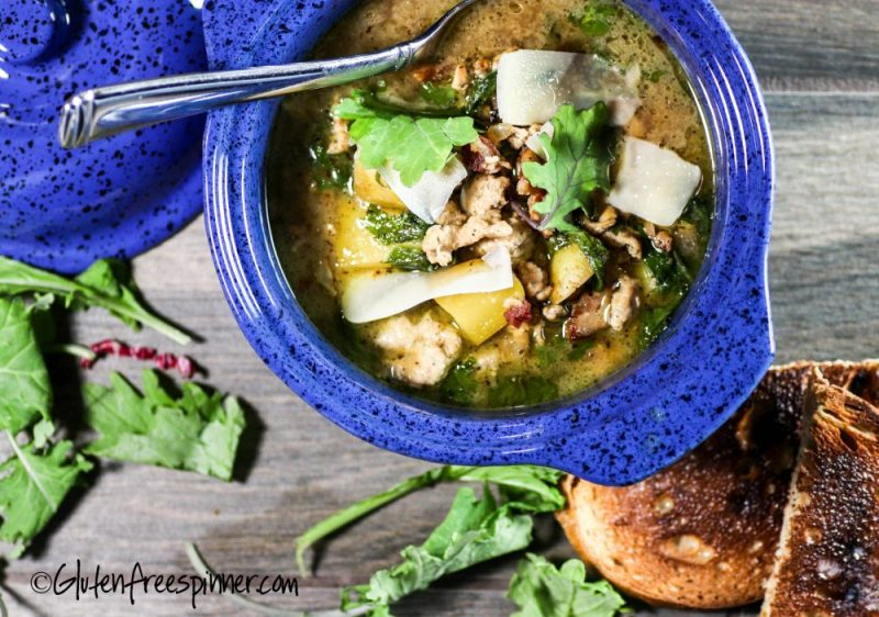 Tuscan Zuppa Soup