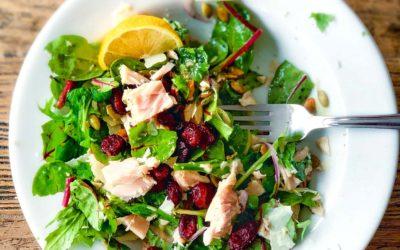 Tuna Spring Salad