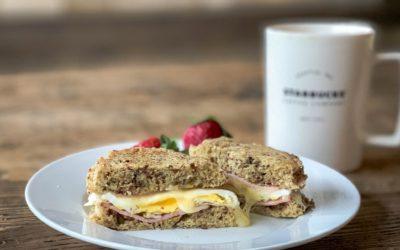 Breakfast Sandwich – KETO